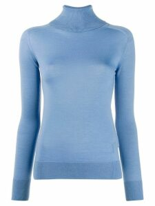 Ermanno Scervino roll neck jumper - Blue