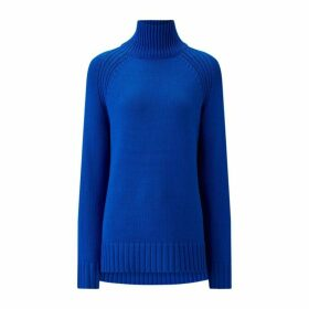 Joseph High Neck Sloppy Joe Knit