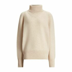 Joseph High Neck Cosy Wool Knit