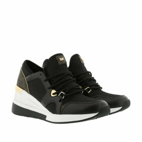 Michael Kors Sneakers - Liv Trainer Black - black - Sneakers for ladies