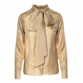 Baukjen - Kara Button Skirt Black