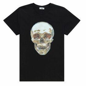 ALISTAIR GREY - Gold Skull Tee