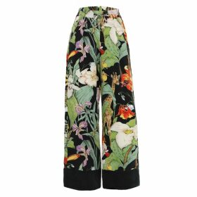 Allora - Oversized Knitted Wrap Scarf Black