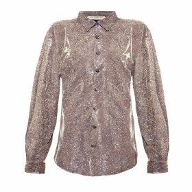 HASANOVA - Metallic Sparkles Shirt