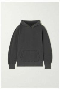 Les Tien - Cotton-jersey Hoodie - Black