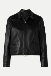 Nili Lotan - Jaley Leather Jacket - Black