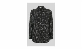 Abstract Spot Selma Blouse