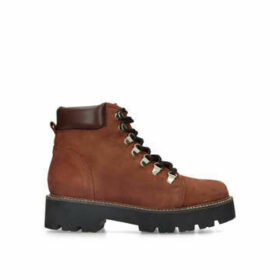 Carvela Sampha - Brown Hiker Boots