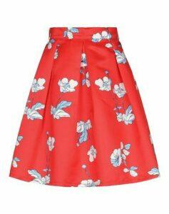 LARIGA SKIRTS Knee length skirts Women on YOOX.COM