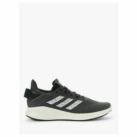 adidas Senseboost+ Street Women's Running Shoes, Core Black/FTWR White/Carbon