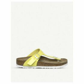Ramses faux-leather sandals