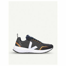 Condor Runner recycled-mesh trainers