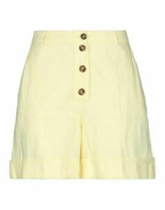 TRUSSARDI JEANS TROUSERS Shorts Women on YOOX.COM