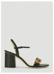 Gucci Marmont Sandals in Black size EU - 35