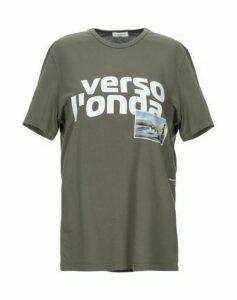 PAOLO PECORA TOPWEAR T-shirts Women on YOOX.COM