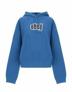 OBEY TOPWEAR Sweatshirts Women on YOOX.COM