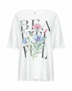 ONLY TOPWEAR T-shirts Women on YOOX.COM