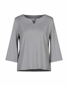 EUROPEAN CULTURE TOPWEAR T-shirts Women on YOOX.COM