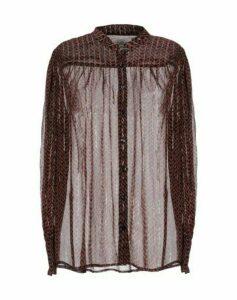 BA&SH SHIRTS Shirts Women on YOOX.COM