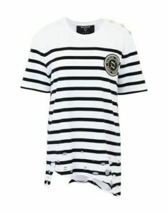 PUMA x BALMAIN TOPWEAR T-shirts Women on YOOX.COM