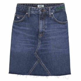 Tommy Jeans Denim Skirt - TJ Save Mid Blu