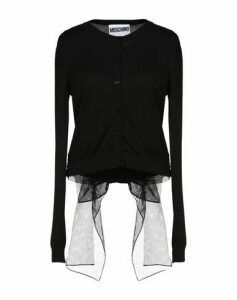 MOSCHINO KNITWEAR Cardigans Women on YOOX.COM
