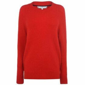 Tommy Hilfiger Vallis Sweater - Flame Scarlet