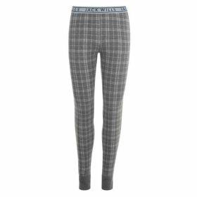 Jack Wills Faulkbourne Lounge Leggings - Grey Check