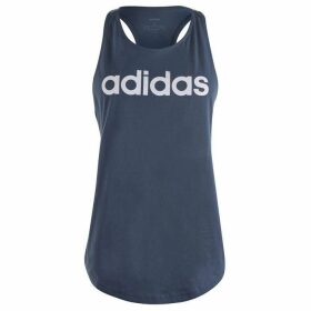 adidas Linear Tank Top Ladies - Tech Ink