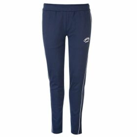 Lonsdale Interlock Jogging Pants Ladies - Blue