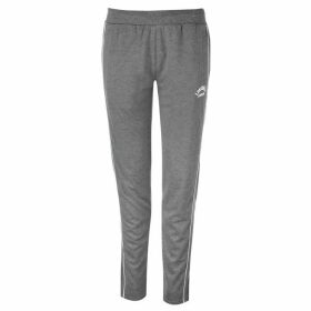 Lonsdale Interlock Jogging Pants Ladies - Charcoal