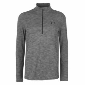 Under Armour Vanish Half Zip Top Mens - Steel