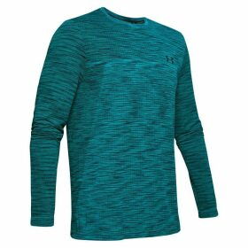 Under Armour Vanish T Shirt Mens - Teal/Black