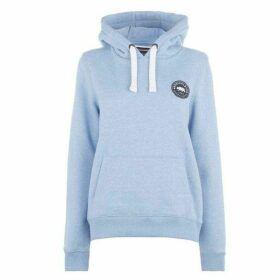 SoulCal Signature Over The Head Hoodie Ladies - Pale Blue Marl