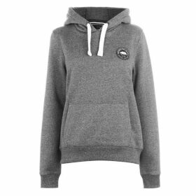 SoulCal Signature Over The Head Hoodie Ladies - Dark Charcoal