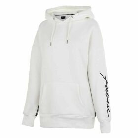 Fabric Tape OTH Hoodie Ladies - Ivory