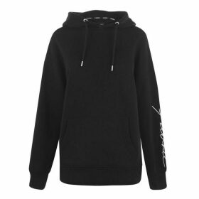 Fabric Tape OTH Hoodie Ladies - Black