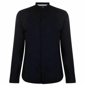 Jack and Jones Long-sleeved shirt by JACK & JONES - Navy