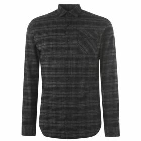 Jack and Jones Long-sleeved shirt by JACK & JONES - Dark Grey