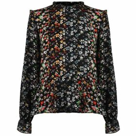 Only Ella Blouse - Folk Ditsy