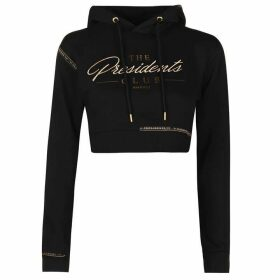 Presidents Club Anchor Hoodie - Black