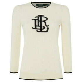 Lauren by Ralph Lauren Alcott cashmere sweater - Cream