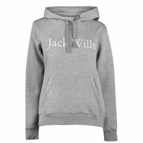 Jack Wills Hunston Heritage Hoodie - Grey Marl
