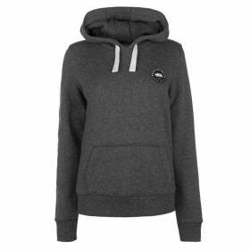 SoulCal Signature Over The Head Hoodie Ladies - Dark Charcoal M