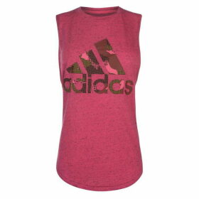 adidas Here To Create Vest Ladies - Real Magenta