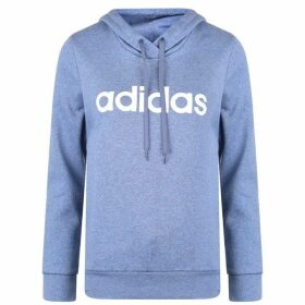 adidas Linear OTH Hoodie Ladies - Tech Ink
