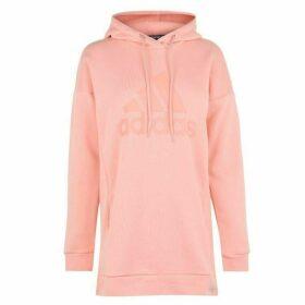adidas BOS OTH Hoody Ladies - Glow Pink