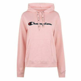 Champion OTH Script Hoodie - Pink