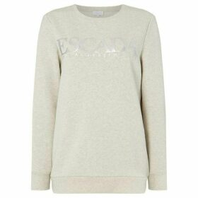 Escada Elogo sweater - Grey