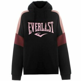 Everlast Block OTH Hoodie Ladies - Black/Pink
